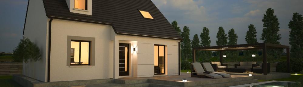 Blog de maisons d 39 en france ile de france constructeur for Constructeur de maison france